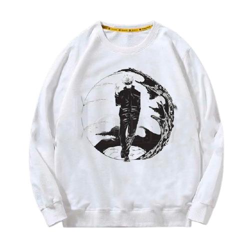 Gojo Empty Infinity Sweatshirt- Jujutsu Kaisen Merch