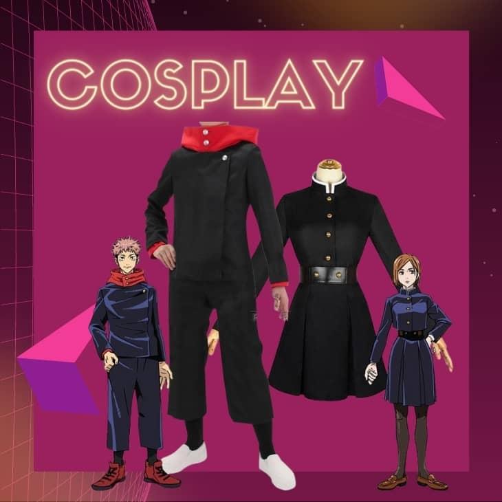 jujutsu kaisen cosplay 1 - Jujutsu Kaisen Merch Store