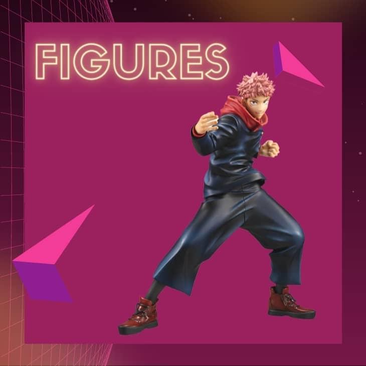 jujutsu kaisen figure 1 - Jujutsu Kaisen Merch Store