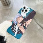 Satoru iPhone case- Jujutsu Kaisen Merch