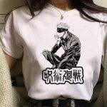 Satoru Gojo T-Shirt- Jujutsu Kaisen Merch