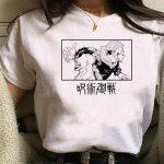 Yuji Itadori T-Shirt- Jujutsu Kaisen Merch