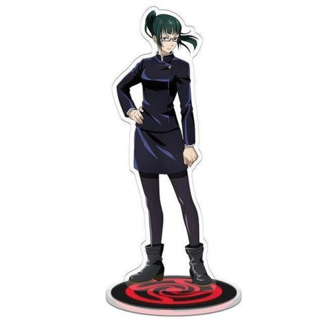 Maki Zenin figurine- Jujutsu Kaisen Merch