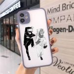 Gojo Satoru iPhone case- Jujutsu Kaisen Merch