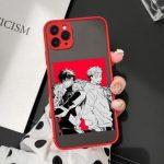 Megumi & Yuji iPhone Case- Jujutsu Kaisen Merch