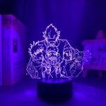 Lampe LED 3D Satoru Gojo Equipe | Jujutsu Kaisen 7 couleurs Official Jujutsu Kaisen Merch
