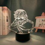 Lampe LED 3D Toge Inumaki   Jujutsu Kaisen 7 couleurs Official Jujutsu Kaisen Merch