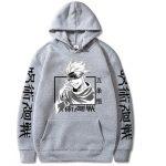 Gris / XL Official Jujutsu Kaisen Merch