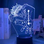 Lampe LED 3D Satoru Gojo | Jujutsu Kaisen 7 couleurs Official Jujutsu Kaisen Merch