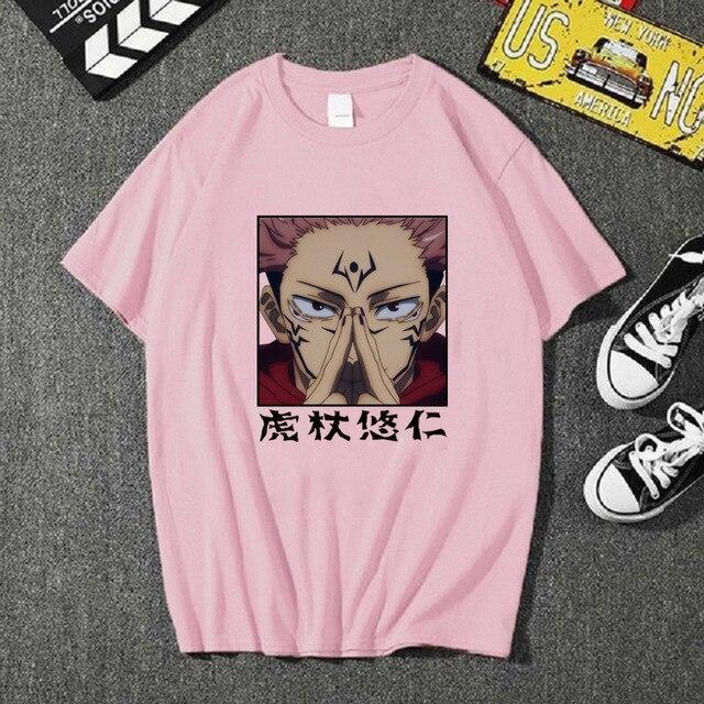 Gris / XXXL Official Jujutsu Kaisen Merch