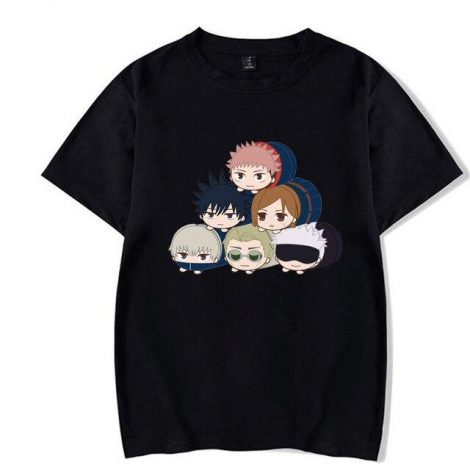 T-shirt Kawaii | Jujutsu Kaisen Blanc / 4XL Official Jujutsu Kaisen Merch