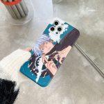 Cartoon Anime Jujutsu Kaisen Yuji Itadori Fushiguro Megumi Phone Case For Iphone 12 11 Pro X 1.jpg 640x640 1 - Jujutsu Kaisen Store