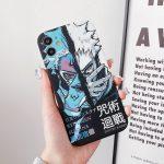 Cartoon Anime Jujutsu Kaisen Yuji Itadori Fushiguro Megumi Phone Case For Iphone 12 11 Pro X 4.jpg 640x640 4 - Jujutsu Kaisen Store