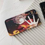 Cartoon Anime Jujutsu Kaisen Yuji Itadori Fushiguro Megumi Phone Case For Iphone 12 11 Pro X 6.jpg 640x640 6 - Jujutsu Kaisen Store